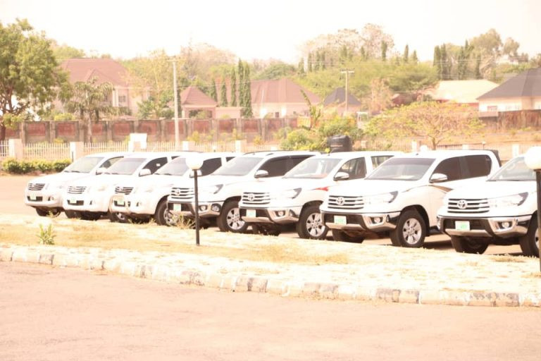 Nasarawa State Governor Buys N500m Cars For Lawmakers Despite Having No Single Ventilator In That State